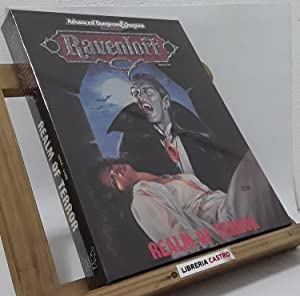Advanced Dungeons & Dragons 2ªEdition. Ravenloft. Realm of Terror. Boxed Set del Juego de Rol AD&...
