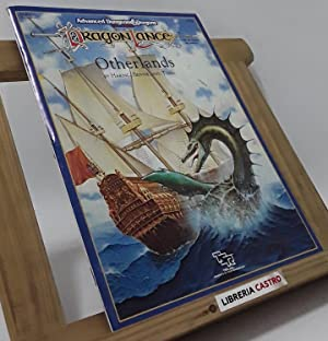 Advanced Dungeons & Dragons 2ªEdition. DragonLance. Otherlands. Accesorio del Juego de Rol AD&D 2...