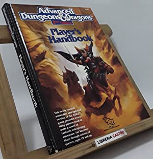 Advanced Dungeons & Dragons 2ªEdition. Player s Handbook. - Reglas del Juego de Rol AD&D 2ªEditio...