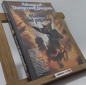 Advanced Dungeons & Dragons 2ªEdition. Manual del jugador. Reglas del Juego de Rol AD&D 2ªEdition