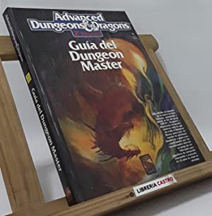 Advanced Dungeons & Dragons 2ªEdition. Guía del Dungeon Master. Reglas del Juego de Rol AD&D 2ªEd...