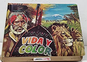 Álbum Vida y Color. 507 cromos (Completo)