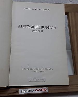 Automoribundia (1888-1948): Ramón Gómez de