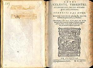 Mondi Celesti, Terrestri, et Infernali, de gli: DONI.