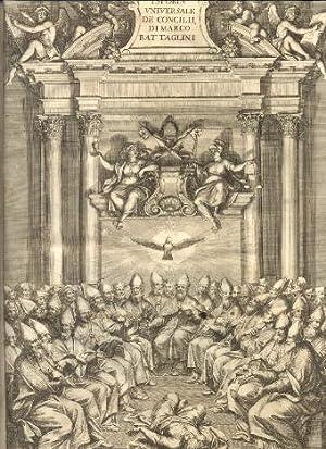 Istoria Universale di tutti i Concilii generali,: BATTAGLINI MARCO.