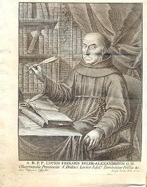 Prompta Bibliotheca canonica, juridica, moralis, theologica nec: FERRARIS LUCII.