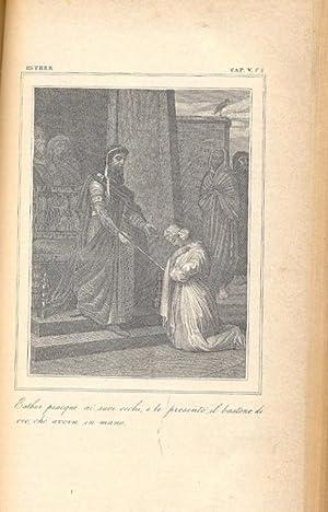 La Sacra Bibbia.: MARTINI ANTONIO.