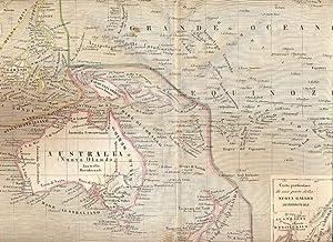 Carte geografiche tratte dall'Atlante di Geografia Universale Cronologico, Storico, Statistico...