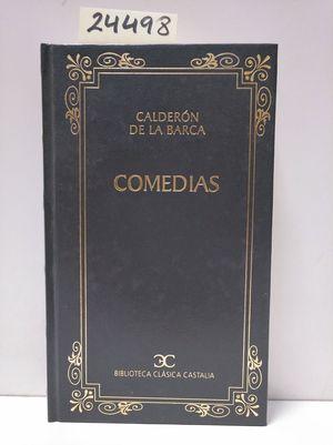 COMEDIAS - CALDERÓN DE LA BARCA, PEDRO