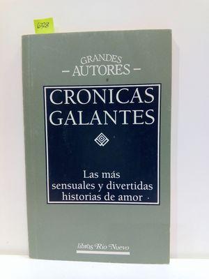 CRÓNICAS GALANTES. LAS MÁS SENSUALES Y DIVERTIDAS: BRANVILLE, THEODORE DE