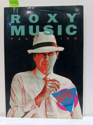 ROXY MUSIC (COLECCIÓN VIDEO ROCK SALVAT): PEIRO, PACO