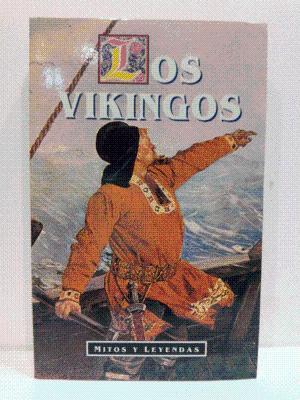 LOS VIKINGOS (COLECCIÓN MITOS Y LEYENDAS)(CON SU: GUERBER, H. A.