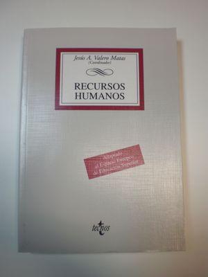 RECURSOS HUMANOS/ HUMAN RESOURCES: HERNANDEZ, DANIEL; MATAS,