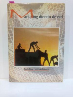 MARKETING DIRECTO DE RED: ROIG, BARTO; BRIONES,