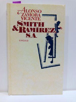SMITH & RAMÍREZ S.A.: ZAMORA VICENTE, ALONSO