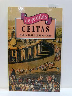 LEYENDAS CELTAS (SPANISH EDITION): LLORENS, JOSE MARIA