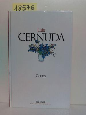 OCNOS: CERNUDA, LUIS