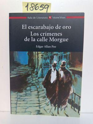 EL ESCARABAJO DE ORO: ALLAN POE, EDGAR;