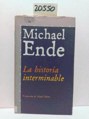 LA HISTORIA INTERMINABLE: ENDE, MICHAEL