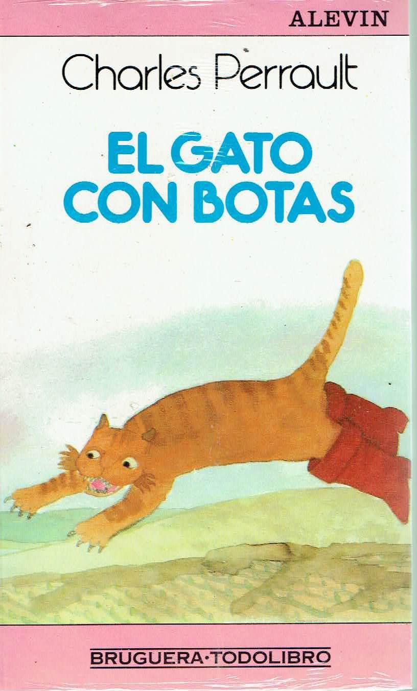 El gato con botas. by Charles Perrault.: Nuevo Rústica | Libreria ...