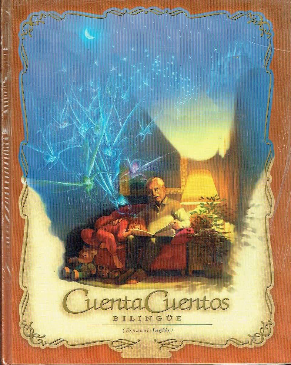 Cuentacuentos Bilingüe Español Inglés Blancanieves Jack Y Las Habichuelas Mágicas Aladino By V V A A Nuevo 2008 Libreria Da Vinci