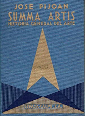 Summa Artis, Vol. II. Arte del Asia occidental. Historia General del Arte.