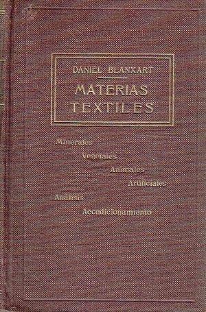 Materias Textiles.: Daniel Blanxart.