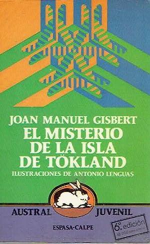 El misterio de la isla de Tökland.: Joan Manuel Gisbert.