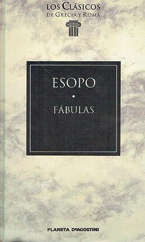 Fábulas. Los Clásicos de Grecia y Roma.: Esopo.