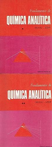 Fundamentos de Química Analítica, 2 vols.: Douglas A. Skoog