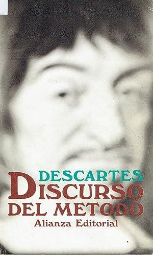 Discurso del método.: René Descartes.