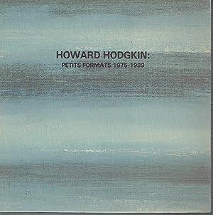 Howard Hodgkin. Petits formats 1975-1989.: Elvira Maluquer (coordinación).