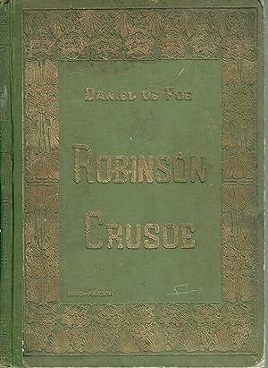 Las aventuras de Robinson Crusoe.: Daniel Defoe.