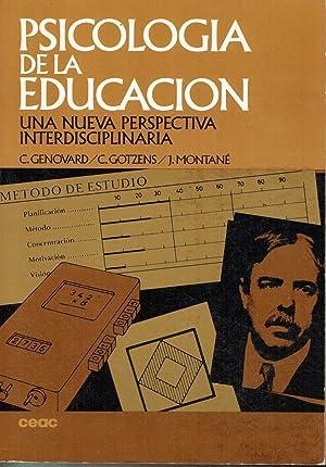 Psicología de la educación. Una nueva perspectiva: VV.AA.