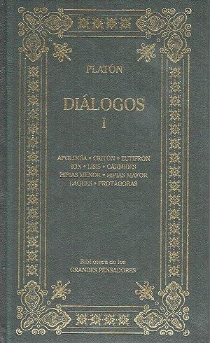 Diálogos, 6 tomos. Apología-Critón-Eutifrón-Ion-Lisis-Cá...