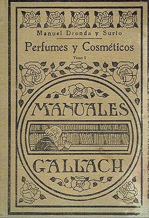 Nuevo formulario de perfumes y cosméticos.: Manuel Dronda y Surio.