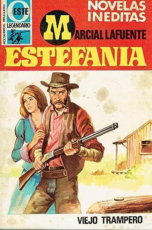 Viejo trampero.: Marcial Lafuente Estefanía.