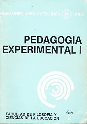 Pedagogía Experimental, vol. I. Unidad didáctica IV.: Emilio López-Barajas Zayas.