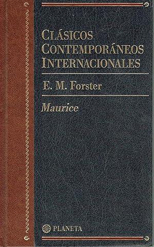 Maurice.: E. M. Forster.