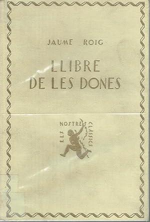 Llibre de les dones o Spill.: Jaume Roig.