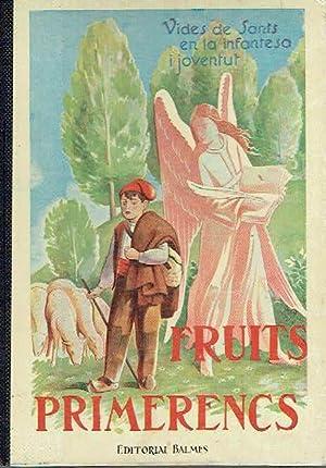 Fruits primerencs, vol. II. Vides de sants: Josep Arderiu i