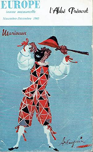 Revue mensuelle Europe, nº 415 y 416.