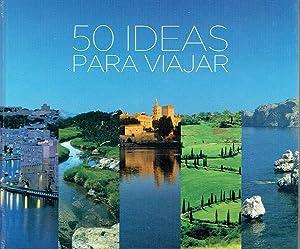 50 ideas para viajar.