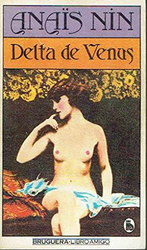 Delta de Venus.: Anaïs Nin.
