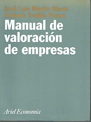 Manual de valoracion de empresas.