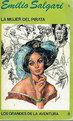La mujer del pirata.: Emilio Salgari.