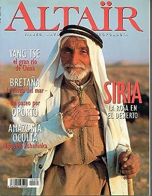 Siria. Revista Altaïr, nº 30, primera época. Enero y febrero de 1997.: VV.AA.