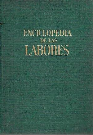 Enciclopedia de las labores.: Ana-María Calera.