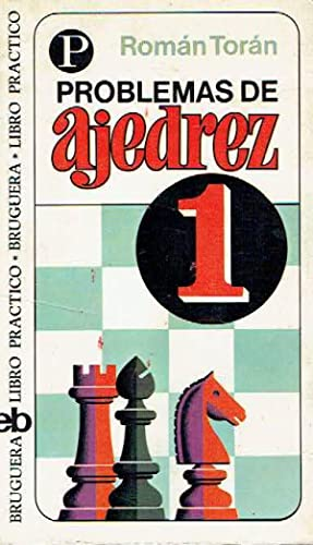 Problemas de ajedrez, 1. 180 remates de: Román Torán.