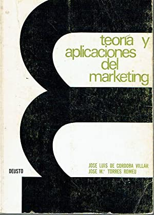 Teoría y aplicaciones del marketing.